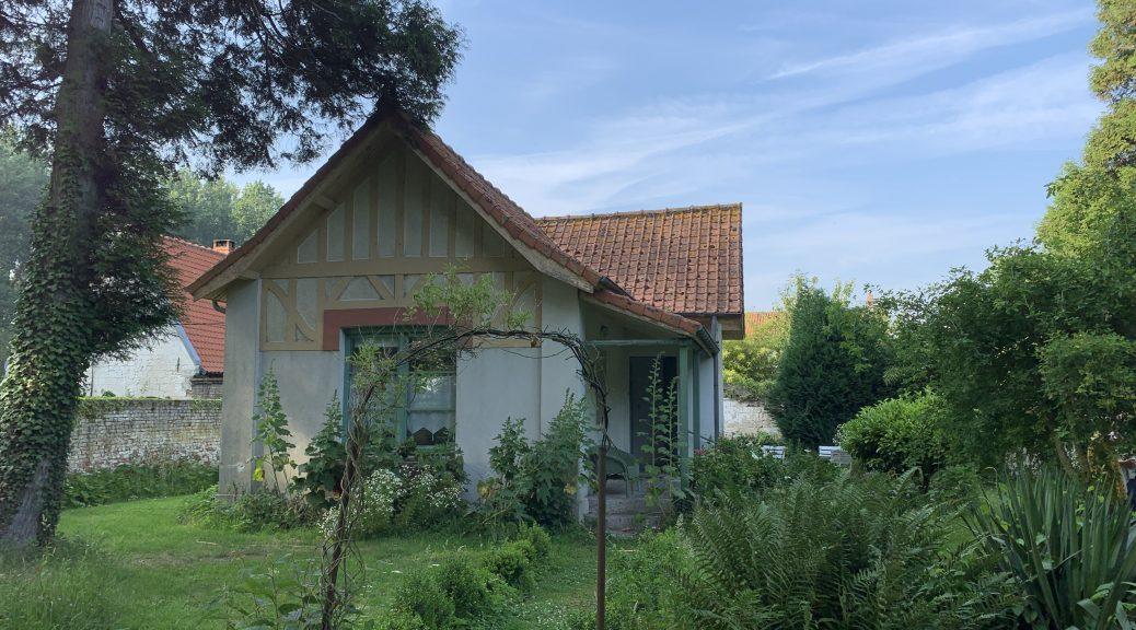 La façade du Cottage