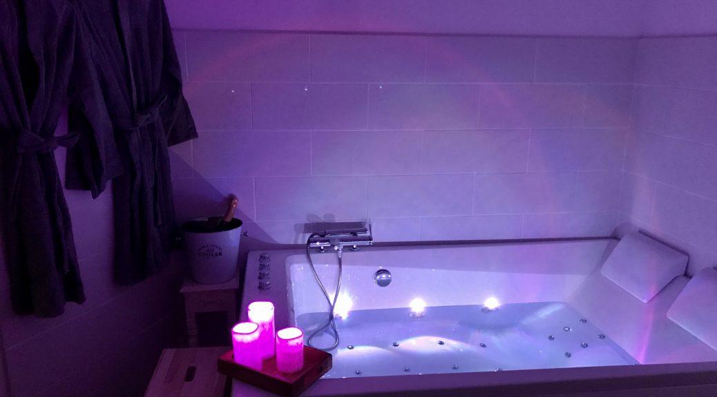 La baignoire spa